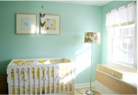 Modern contemporary nursery with yellow and white colors themed.PNG