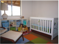 White modern crib baby nursery furniture.PNG