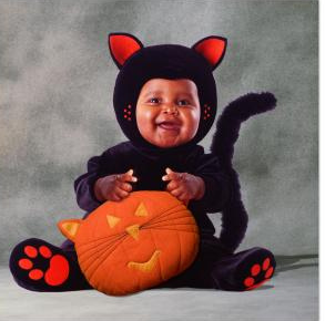 sc 1 st  Cute Baby Pictures u0026 Nursery Photos Gallery & Baby cat halloween costume photos.PNG