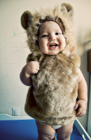 Bottomless lion infant halloween costume photo.PNG