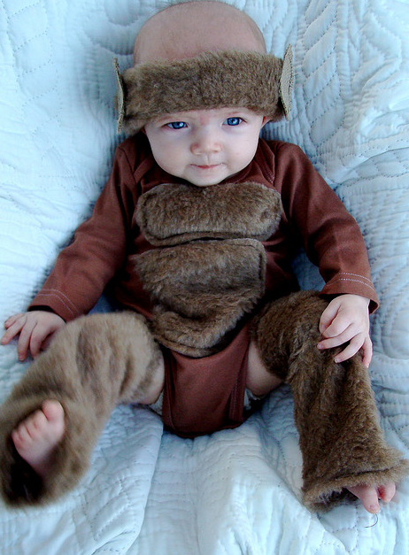 Image of  Baby Sasquatch Halloween Costume.PNG