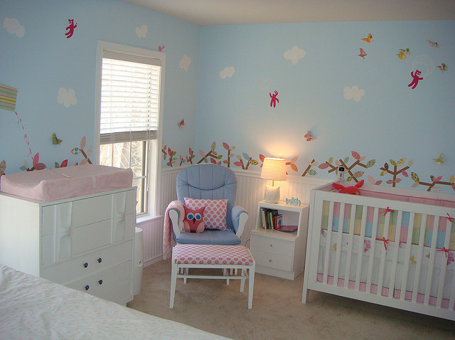 Beautiful Decorating Nursery Contemporary - Interior Design Ideas ...