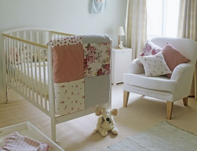 Picture Of Simple Nursery Decor Ideass