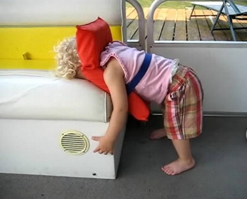 funny photo of toddler in deep sleep wearing safe west.jpg
