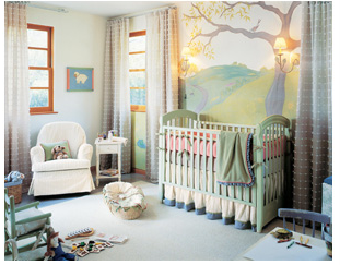Brooke Shield's nursery pictures_celebrity nursery decor ideas.PNG