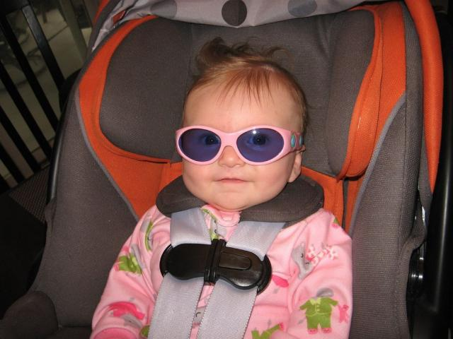 Cute baby girl in blue and pink shades.jpg