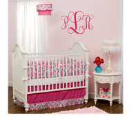 Hot pink nursery with letters wall art.PNG