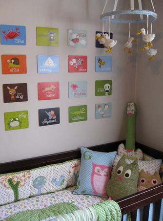 Baby Nursery  Ideas on Nursery Art Work Ideas Png