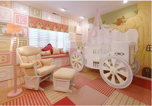 Traditional yet modern girl nursery ideas.PNG