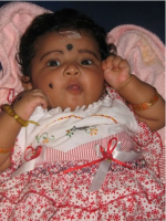 Pretty Indian baby girl pictures.PNG