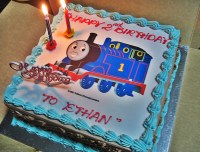 Large Thomas the train birthday cake.PNG
