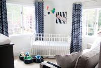 2015 Nursery for boys with black white color.JPG