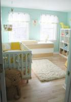 Chic nursery for baby boys with modern furniture.JPG