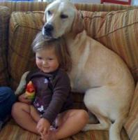 Cute and funny kids and dog picture.JPG