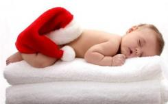 Super cute sleeping Christmas baby photo shoot.JPG