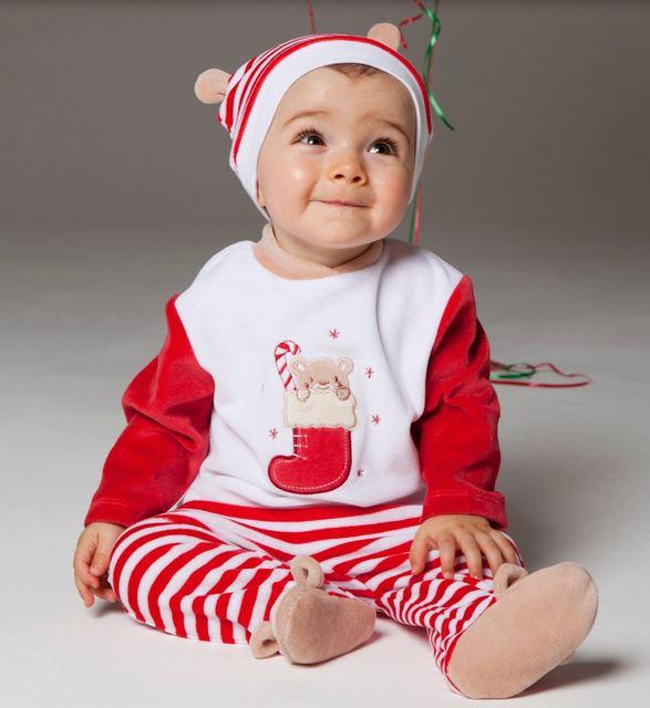 Baby christmas photo shoots ideas jpg for Cute baby christmas photo ideas