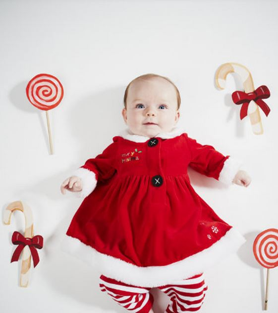 Newbown baby Christmas photo shoot tips.JPG