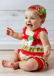 Happy baby girl Christmas photo.JPG