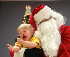 Picture with santa and crying.JPG