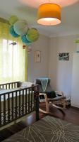 Gray and green blue colors nursery giving a chic and clean look.JPG