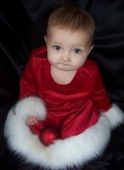 Adorable baby Christmas photo.JPG