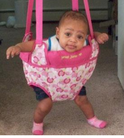 Cute and pretty black baby girl on her walking mode.PNG