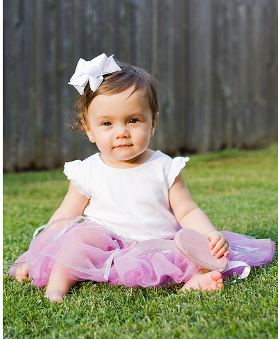 3a193eb2457c Ballet dancer baby girl in purple dress with white headband.PNG (14 ...
